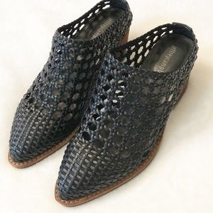 Jeffrey Campbell Mules - Great Condition!